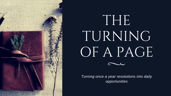 The Turning of a Page
