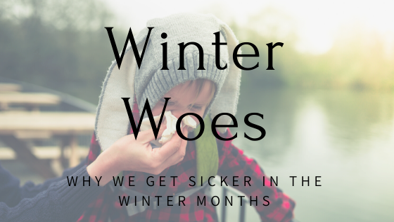 Winter Woes   Why We Get Sicker In The Winter Months